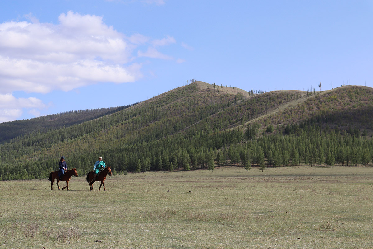 A guide to horse-riding in Mongolia hero