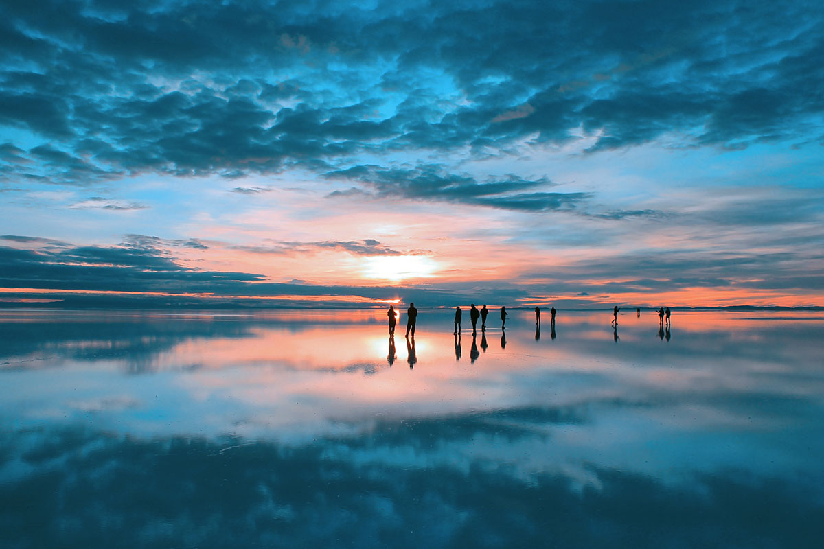 Combine a Peru stay with a visit to the breathtaking Uyuni salt flats on the border of Bolivia