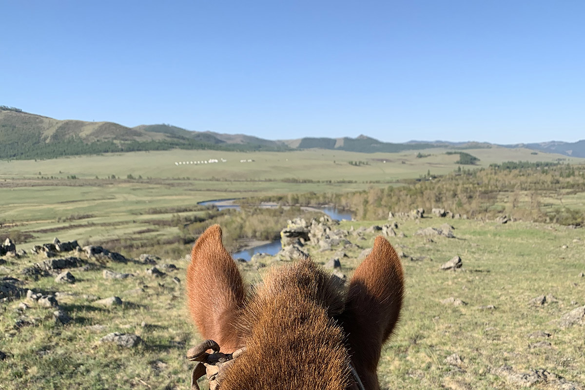 ​​A guide to horse-riding in Mongolia