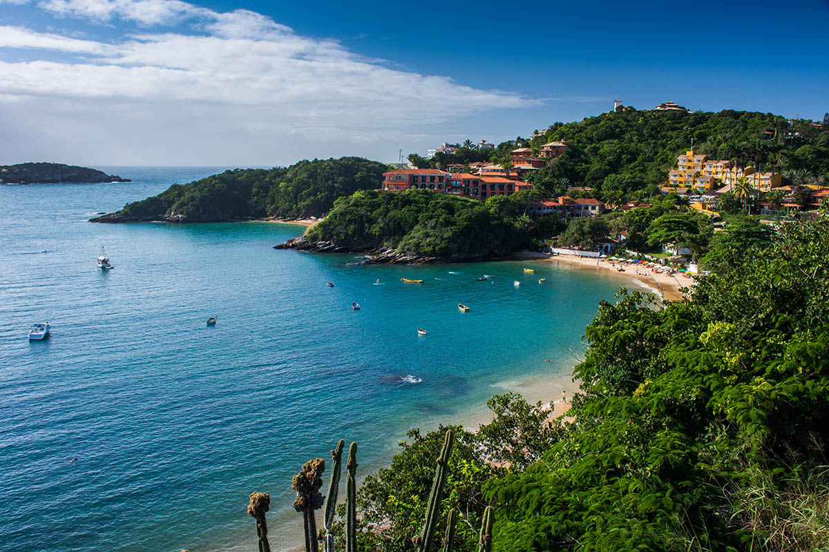 Brazil's best beach destinations