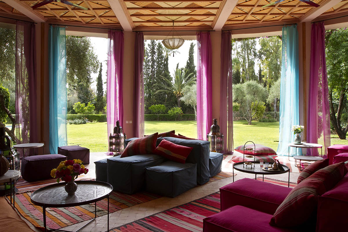Marrakech: how we choose the best place for you to stay