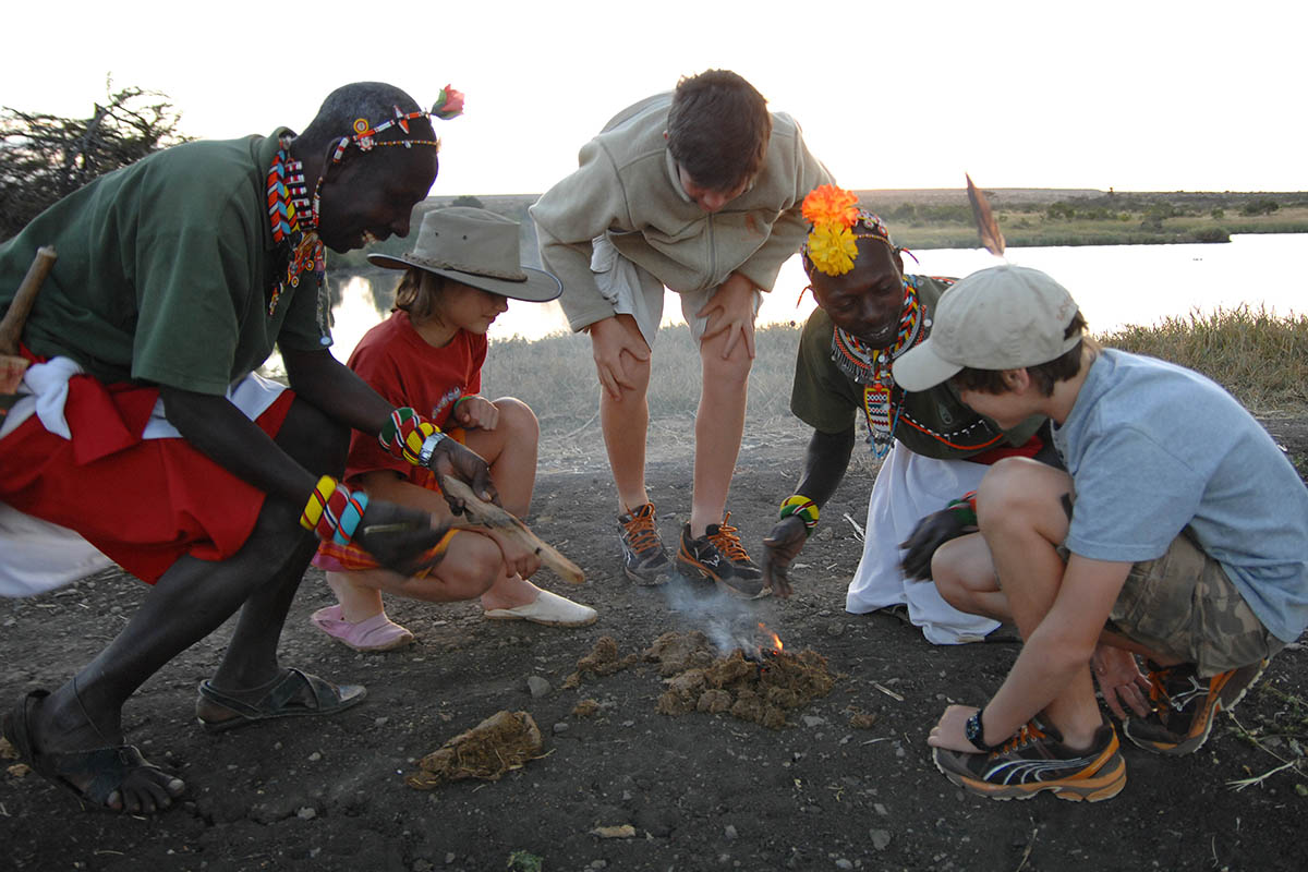 The Best Family Adventures in Kenya