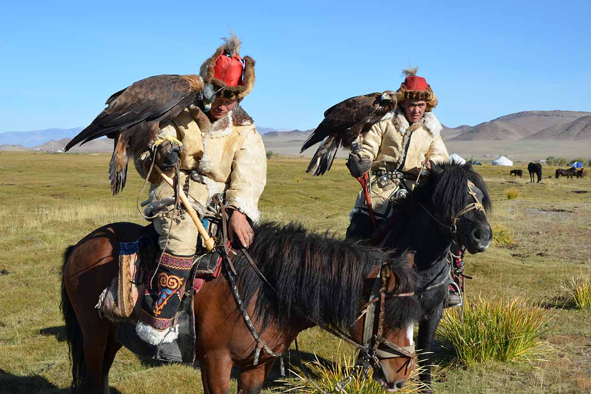 A guide to riding horses in Mongolia