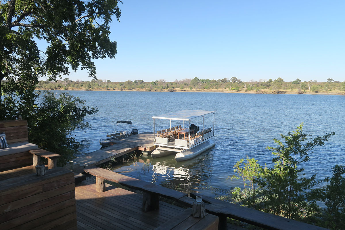 Where to stay in Kafue National Park, Zambia