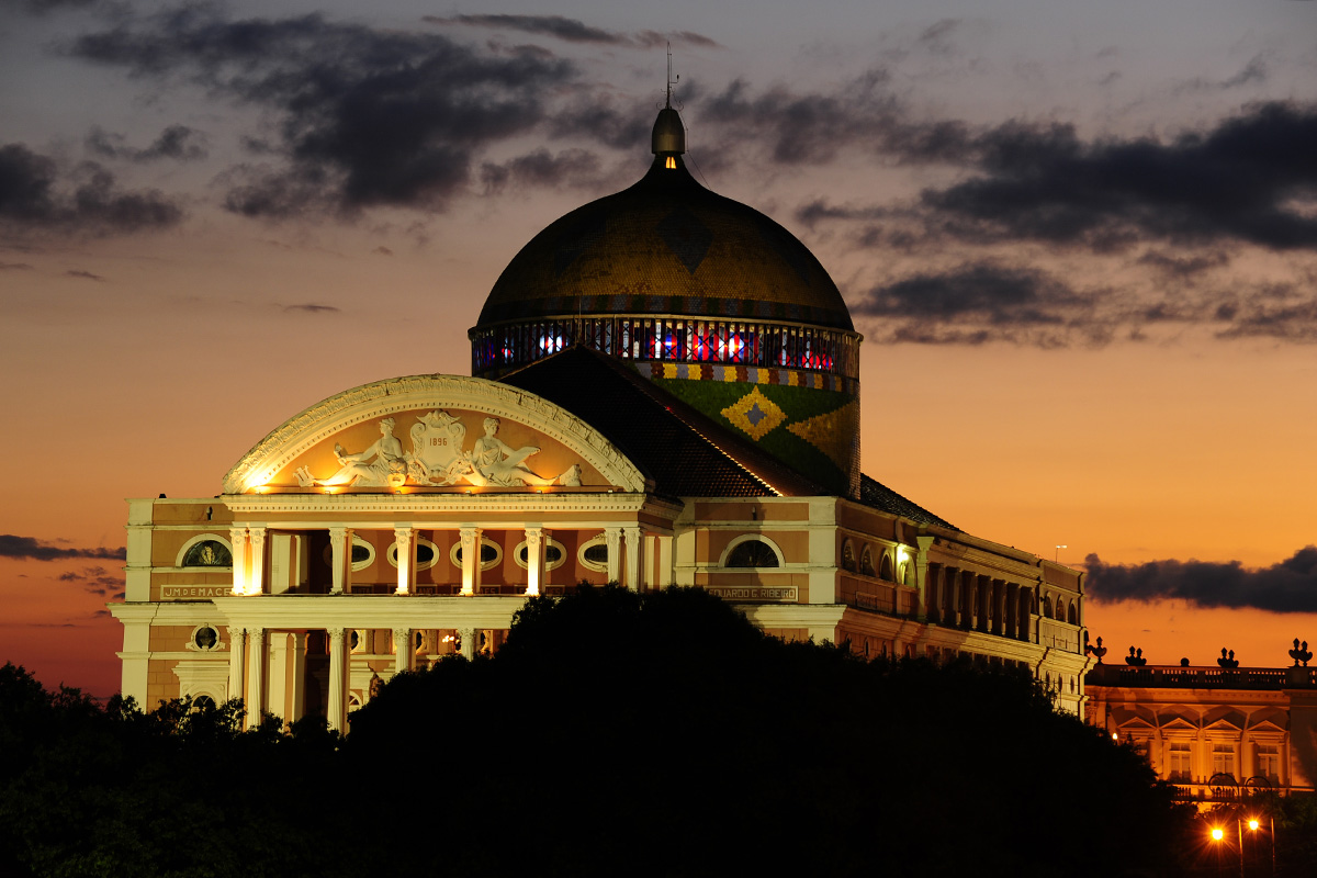 How to spend 24 hours in Manaus, Brazil