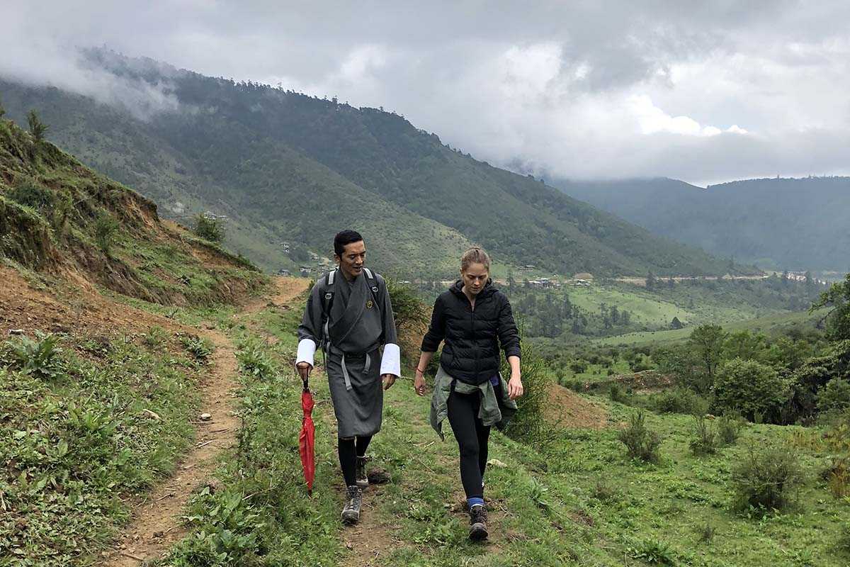 A guide to the the best walks and hikes in the mystical kingdom of Bhutan