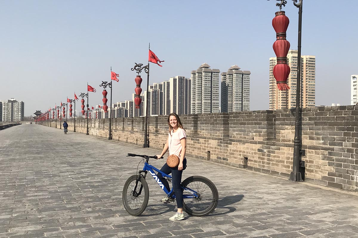 Explore China and Xian