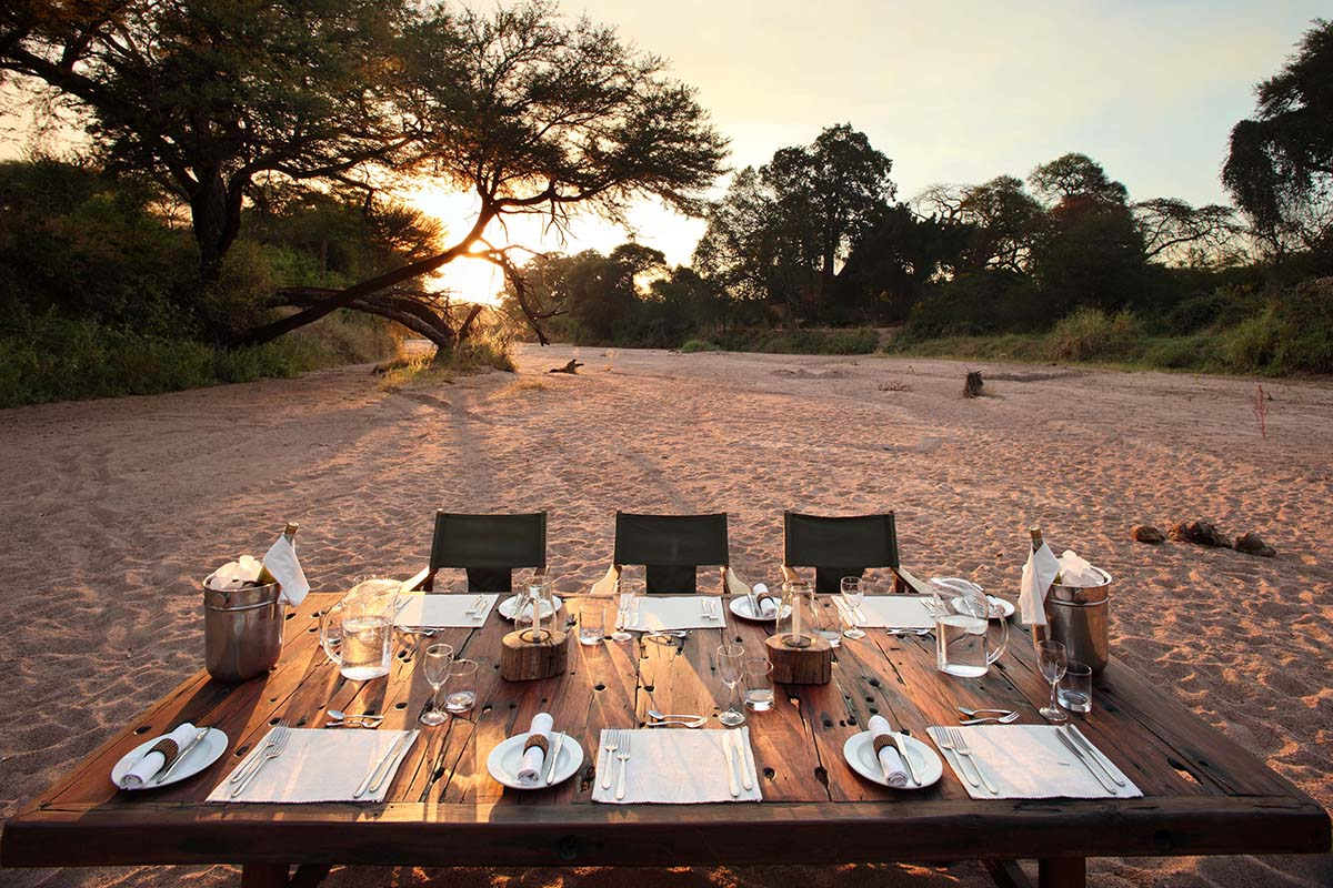 Luxury holiday to Tanzania