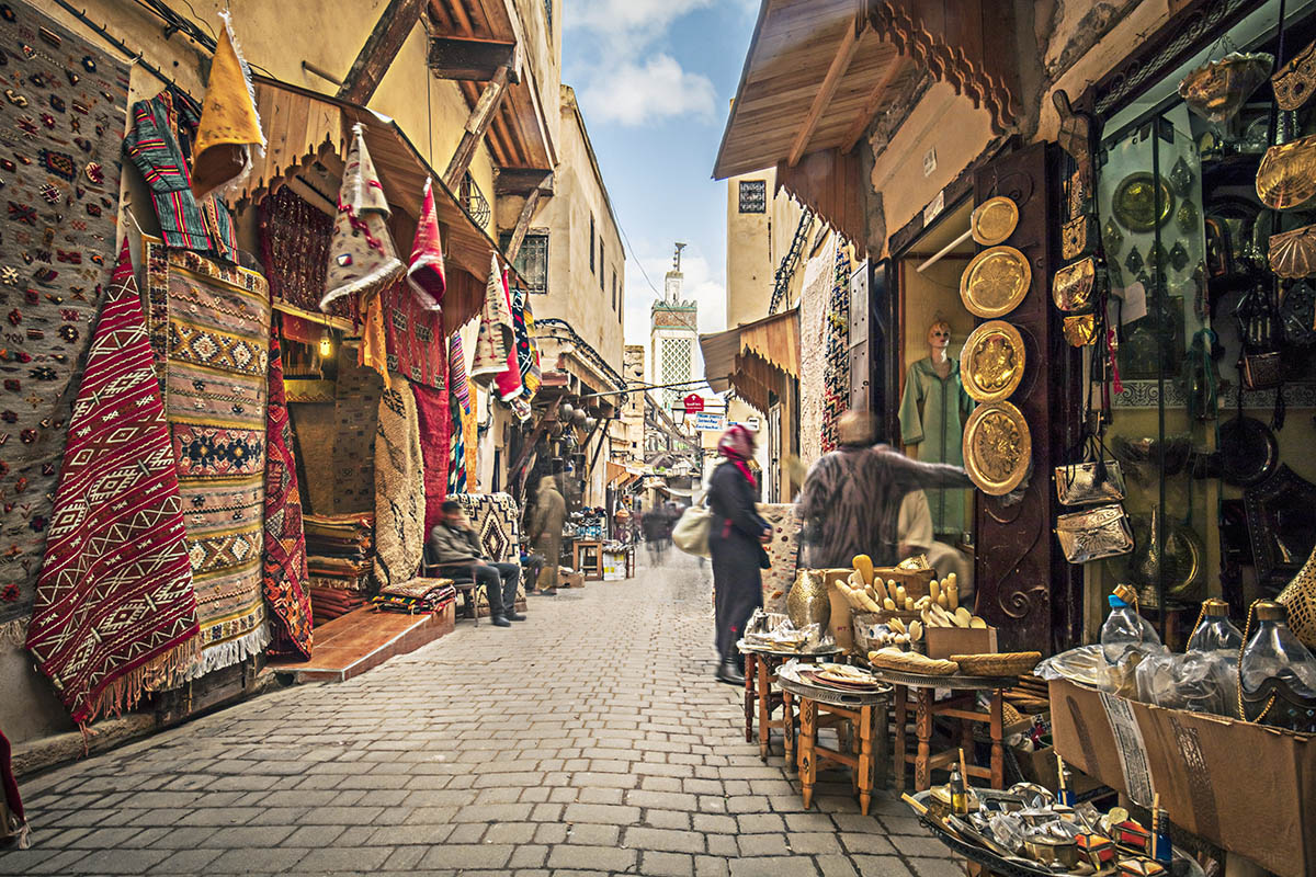 Seven secret things to do in Fez
