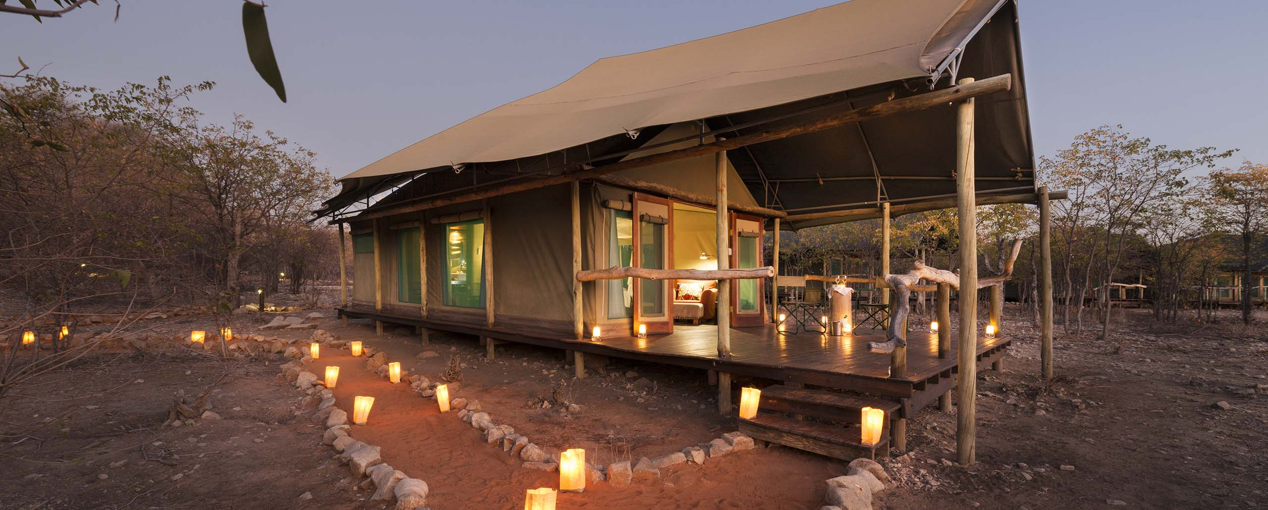 Our experience at Ongava Tented Camp in Ongava Game Reserve, Namibia
