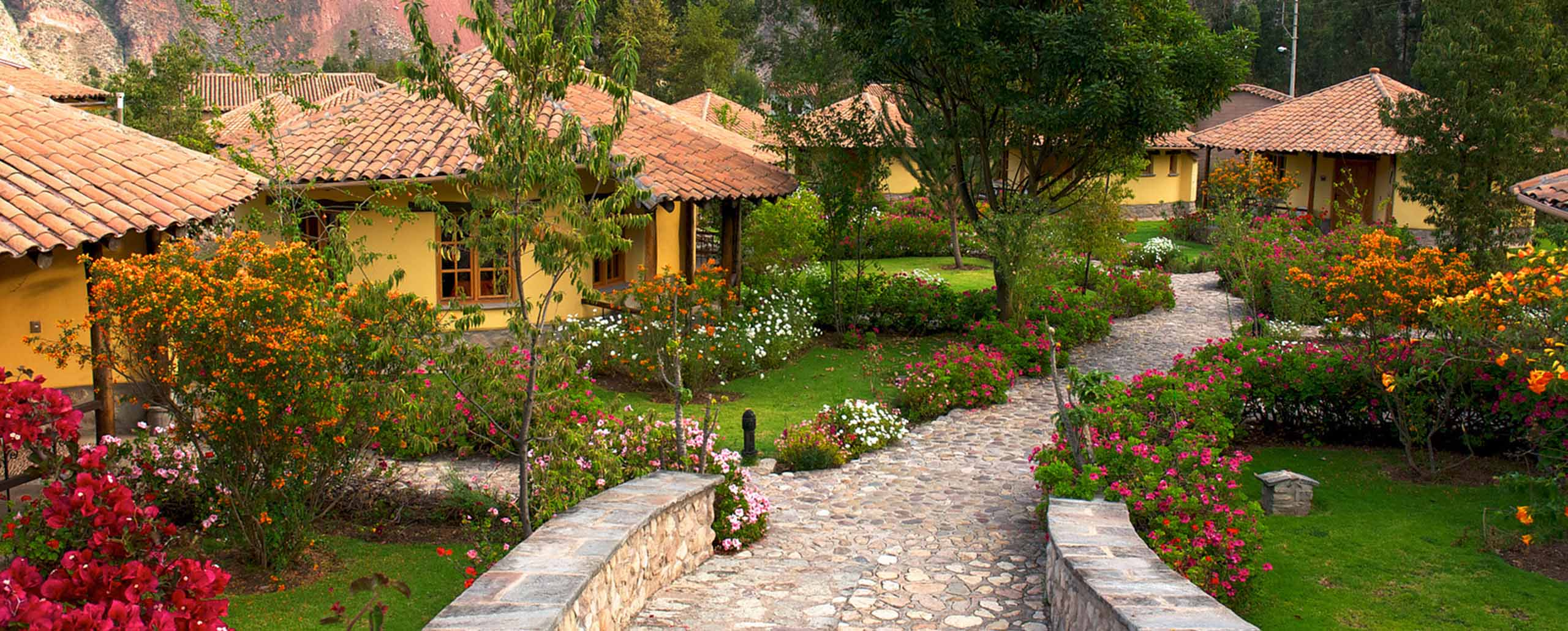 My magical stay at Sol y Luna in Peru's Sacred Valley