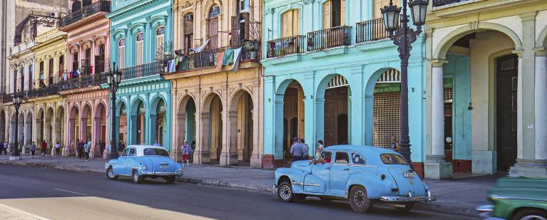 Cuba's distinctive culture make it the perfect winter sun destination throughout January and February