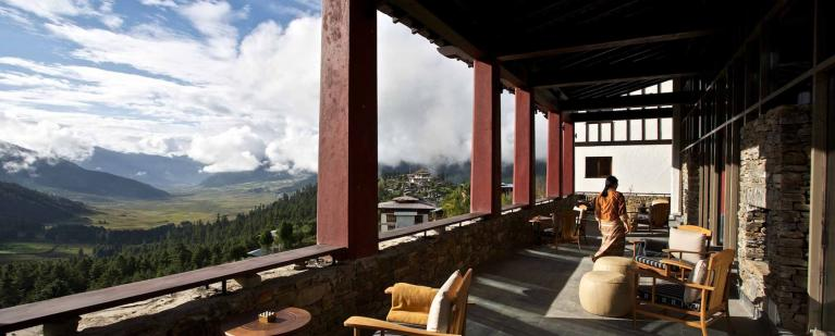 Our Experience at Gangtey Lodge in Bhutan