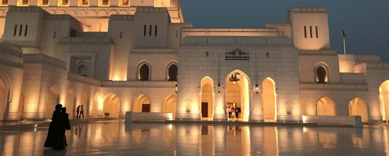 How to spend 24 hours in Muscat