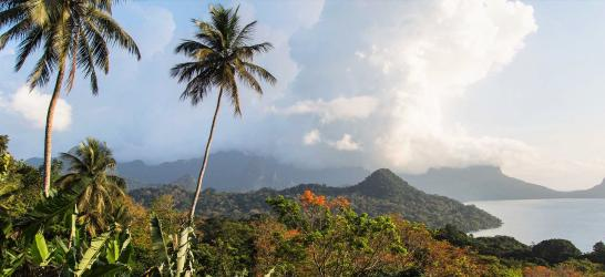Trekking-in-Sao Tome-and-Principe