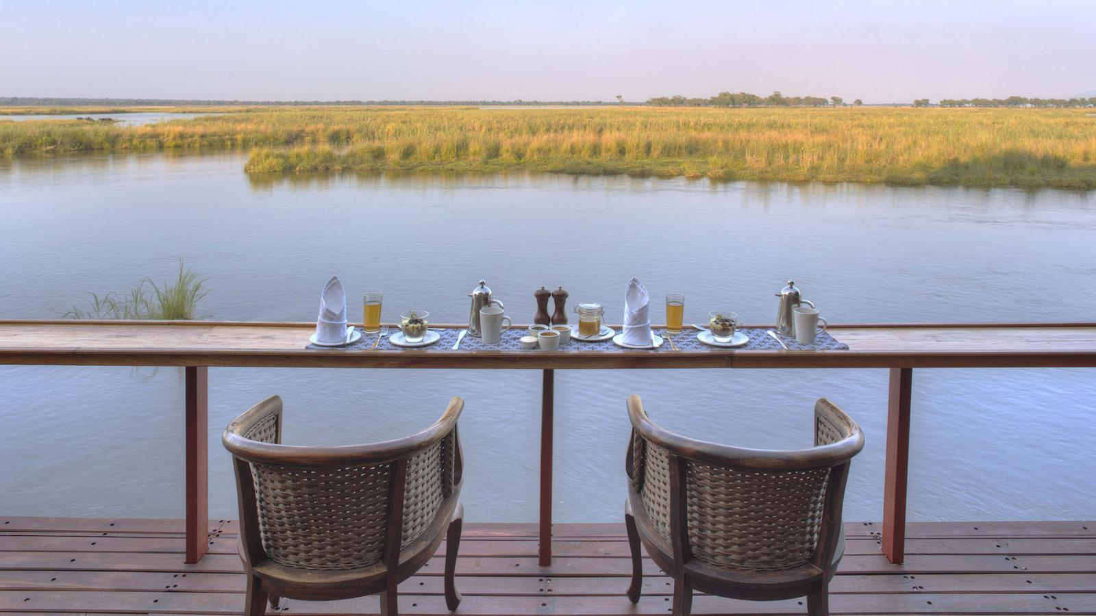 Three of our favourite places to stay in Zambia's Lower Zambezi National Park